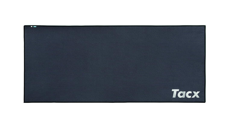 Tacx Trainermatte Trainermatte, faltbar, schwarz, Standardgröße, T-2910