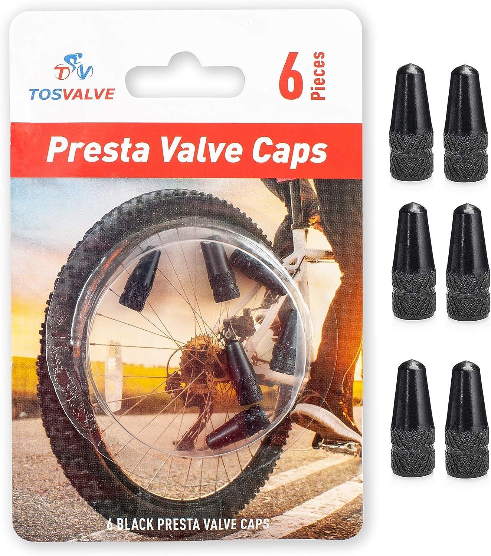 Aluminum Bicycle Tire Valve Cap Bike Tyre Cap Schrader Tire Valve Cap