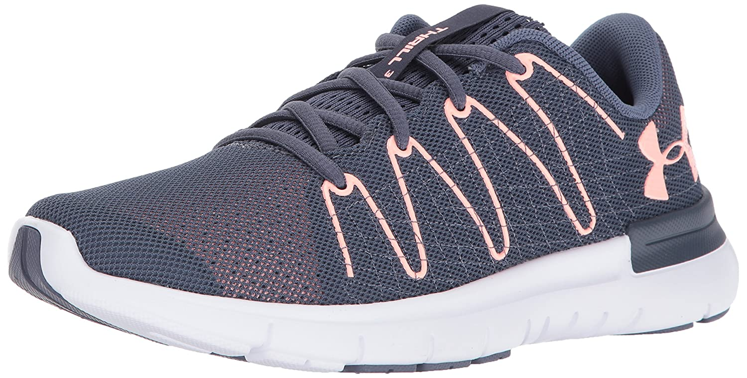 Under Armour UA W Thrill 3, Zapatillas de Running para Mujer