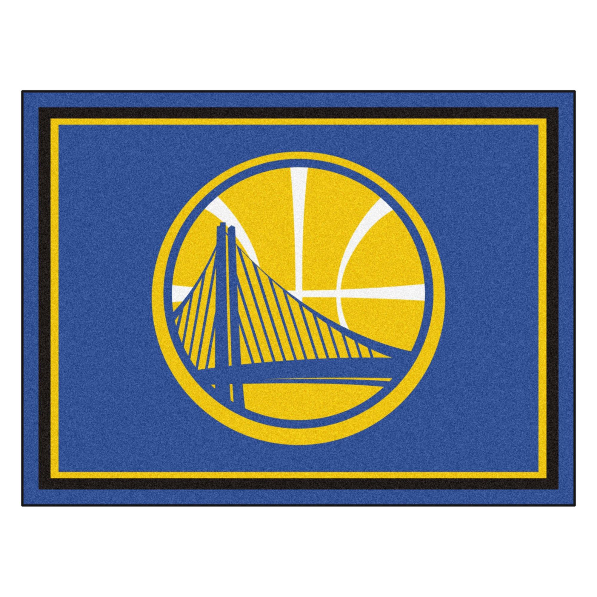 FANMATS 17451 NBA Golden State Warriors Rug