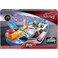 Disney Cars - Pista Pinball Florida Racers 1 Mini Racer Incluso, Trasportabile, Multicolore, FPR05