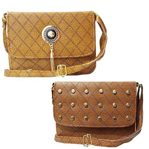 a152ec41aff Attire Fancy Stylish Elegance Fashion Sling Side Bag for Women ...