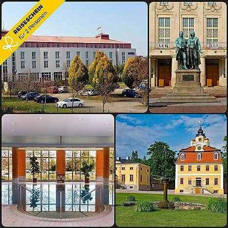 Viaje para 3 días de cupones corta Trip Después de Weimar en * * * * Park Inn by radi sson Hotel: Amazon.es: Deportes y aire libre