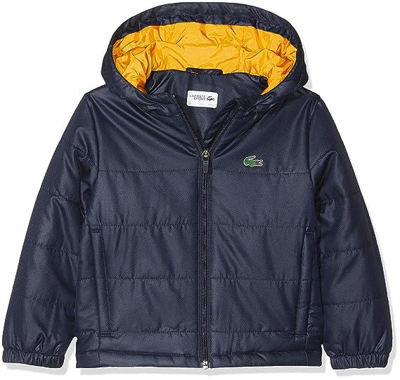 c9f5b92bb Lacoste Sport Boy s Bj1214 Jacket