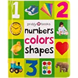 First 100 Padded: Numbers, Colors, Shapes