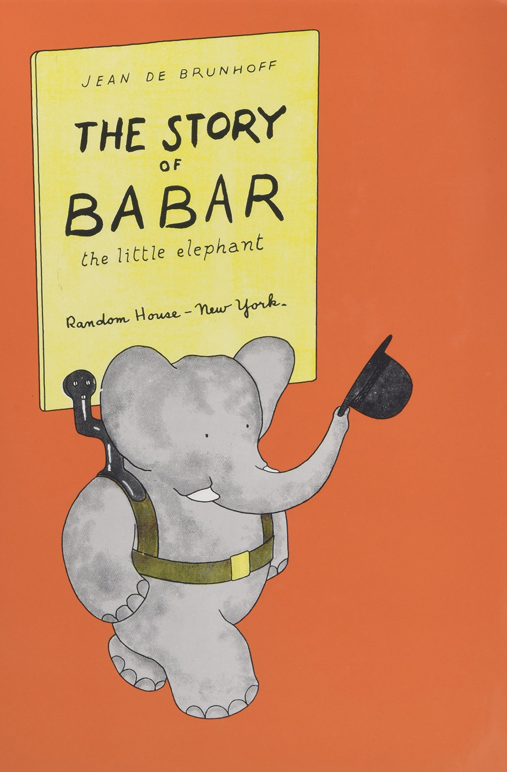 The Story Of Babar: The Little Elephant: Jean De Brunhoff: 9780394805757:  Amazon: Books