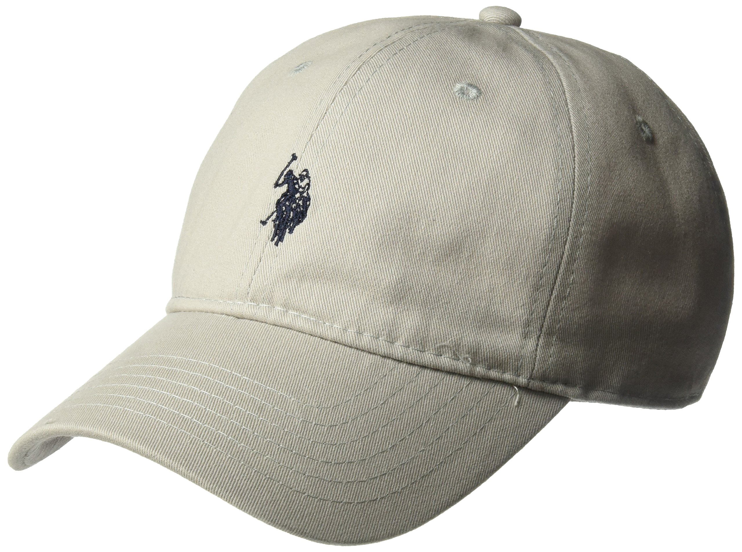 Galleon - U.S. Polo Assn. Men s Washed Twill Baseball Cap 34dcead26d5e