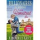 Billionaires In Hiding at The Homestead Inn: Family Romance Series Books 1-3 + Bonus Book (Billionaire & or Cowboy Collection