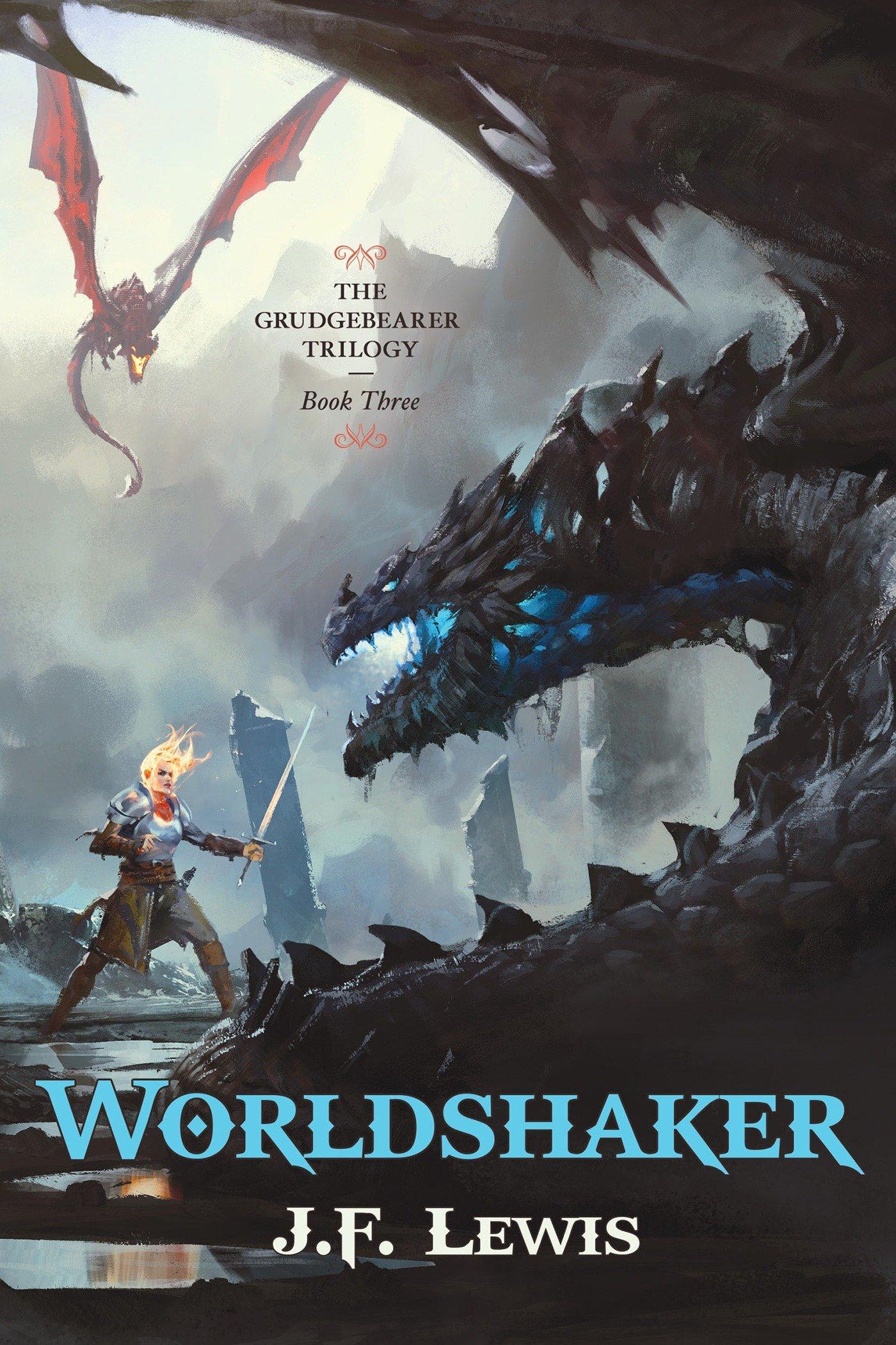 Worldshaker (THE GRUDGEBEARER TRILOGY) ebook