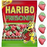 Haribo - Fresones - Caramelos de Goma con Sabor a Fresa - 100 g