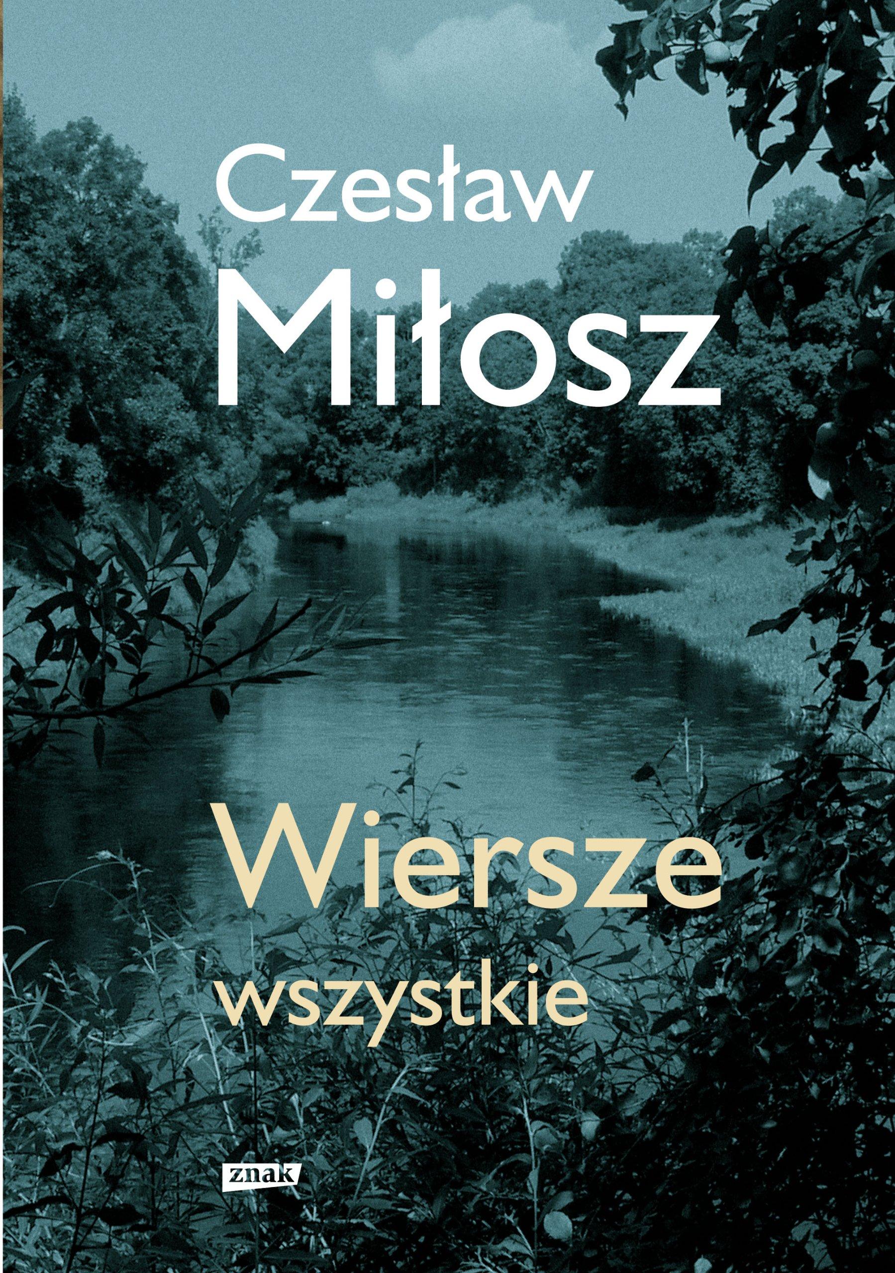 Wiersze Wszystkie Amazones Czeslaw Milosz Libros En