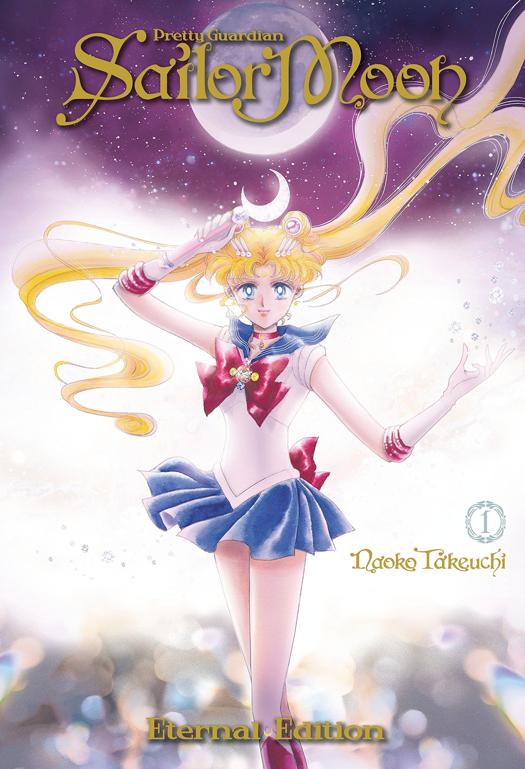 Image result for sailor moon eternal edition