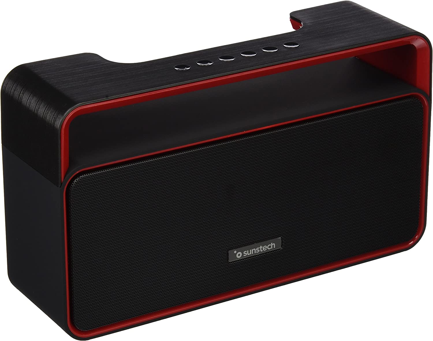 Sunstech SPUBT900 - Altavoz Bluetooth, Color Negro