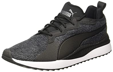 3db26d5029c Puma Men's Pacer Next Tw Knit Periscope-Black Sneakers