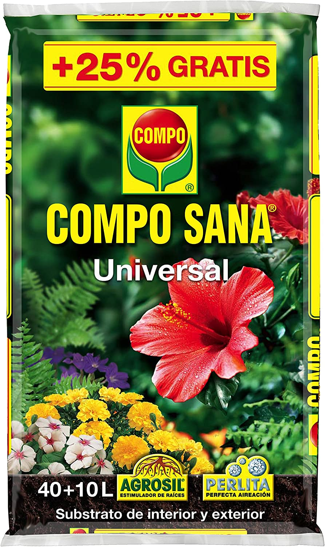 Compo - Substrato Universal Sana 40+10L Grati