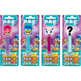 PEZ set de dispensadores Shimmer & Shine (4 dispensadores con 3 recargas de caramelos PEZ