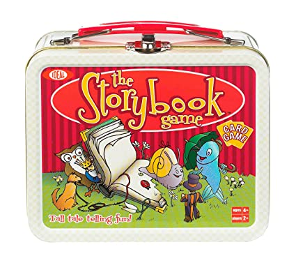 Image result for storytelling card game in a lunch box