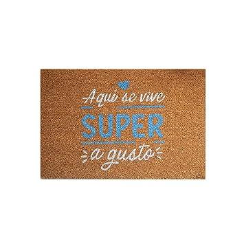 Amazon.com: Sr. Wonderful Felpudo, multicolor, 50: Kitchen ...