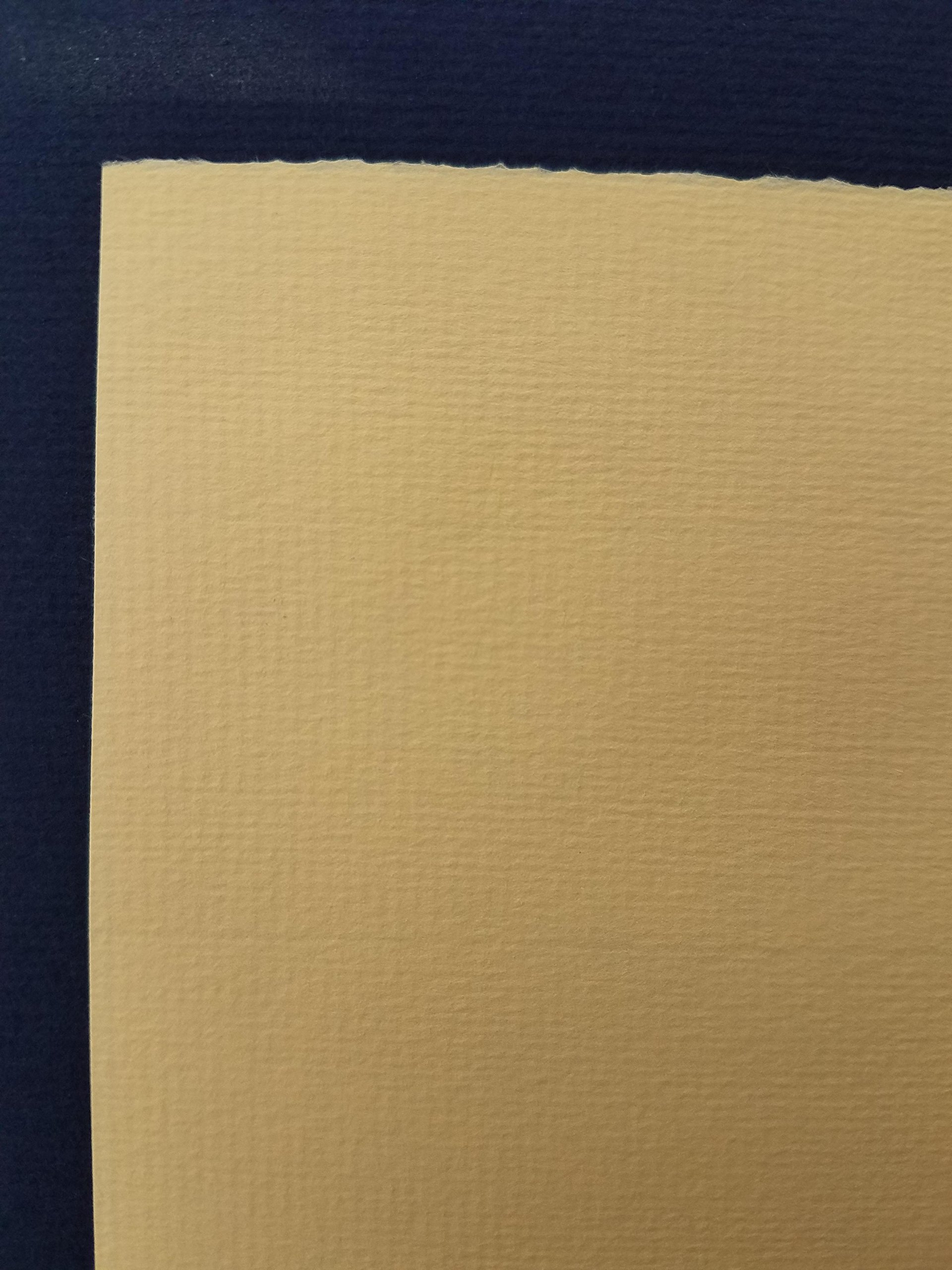 Hahnemuhle Bugra, Butter Yellow 300, 33'' x 41'', 130 gsm (15 Sheet Package)