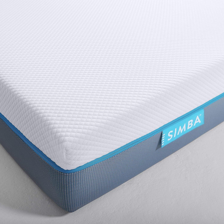 SIMBA Hybrid Colchón 140 x 200 cm | Colchones viscoelasticos | Superficie hipoalergénica | Concebido para Lograr un sueño óptimo: Amazon.es: Hogar