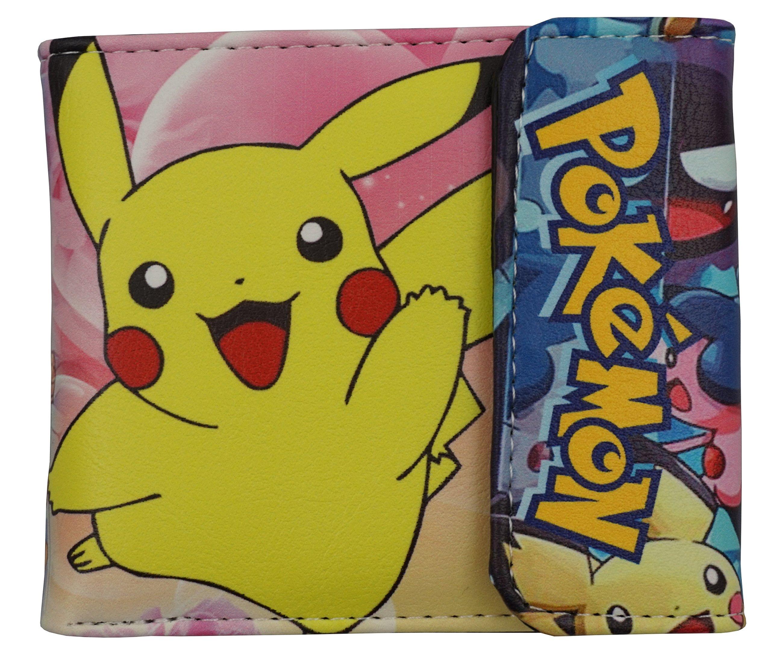 Pokemon wallet - Pikachu (Pikachu and Friends)