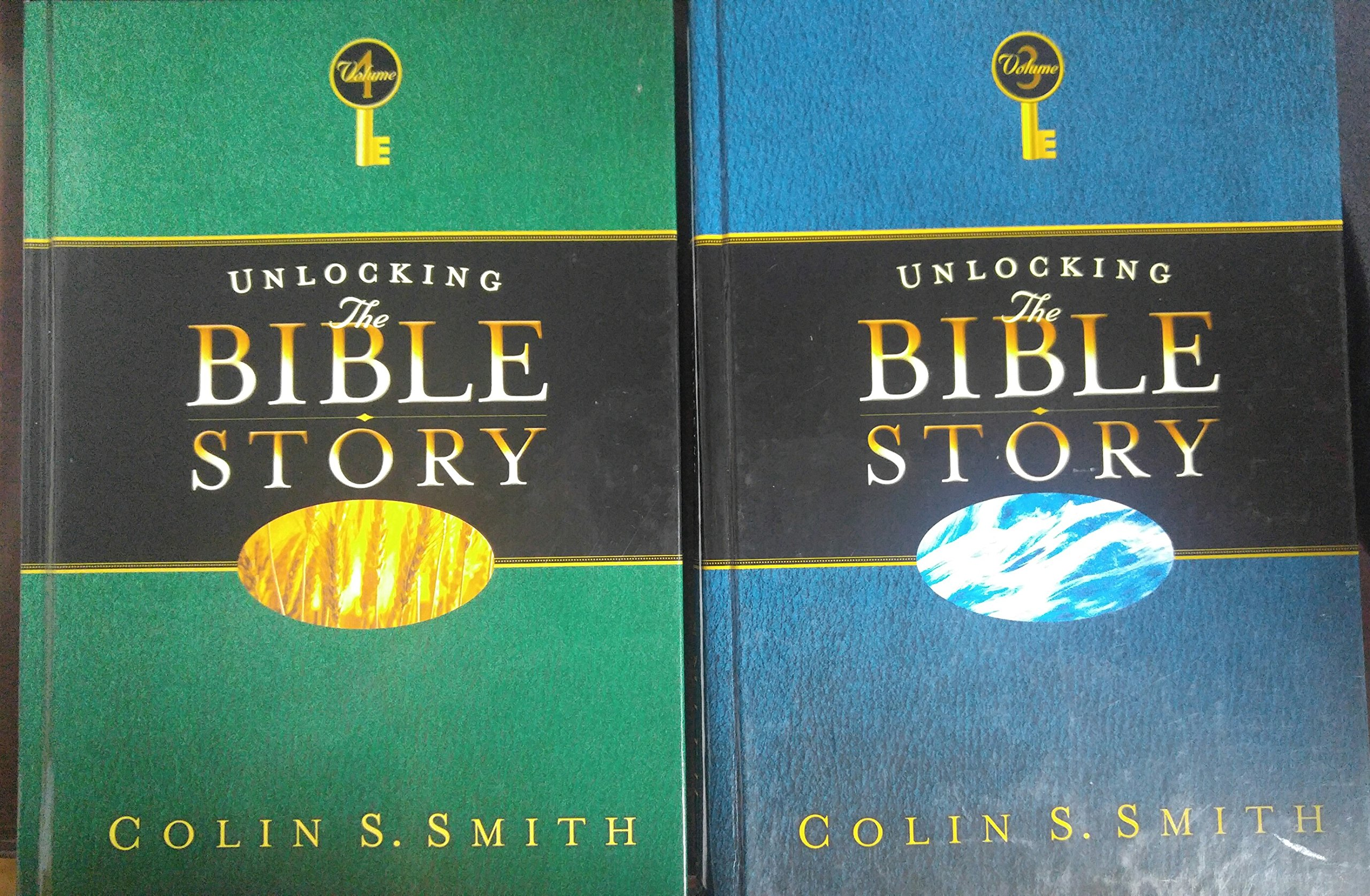 Read Online Unlocking the Bible Story Volumes 3 and 4 ebook
