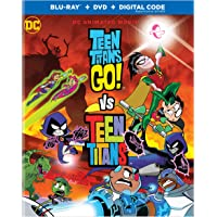 Teen Titans Go! Vs. Teen Titans [Blu-ray]