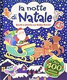 Notte di Natale. Giochi & stickers