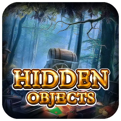 Ghost House - Free Hidden Objects Game