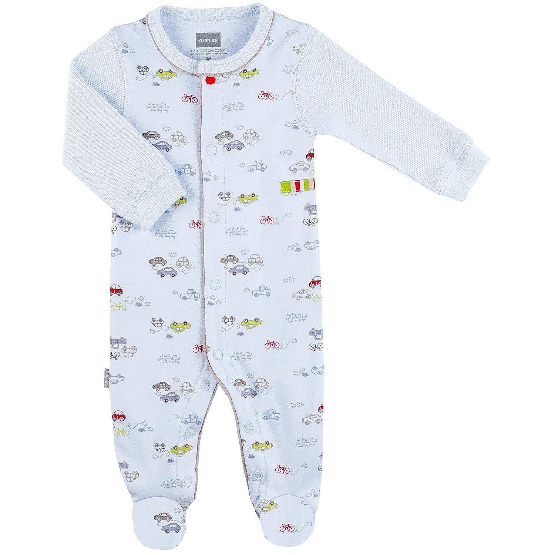 801c5daf5 Kushies Baby-Boys Newborn Sleeper Bedtime Stories [5WefJ1300272 ...