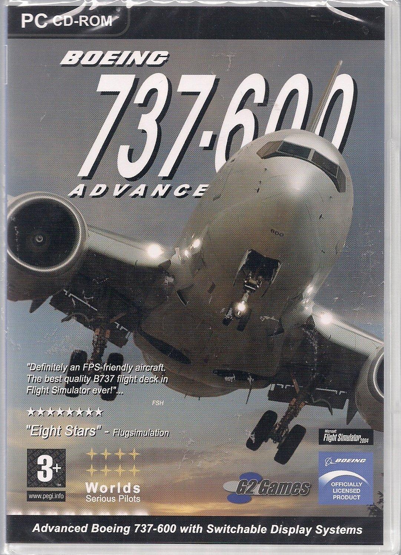 Amazon com: Boeing 737-600 Advance For Flight Simulator X