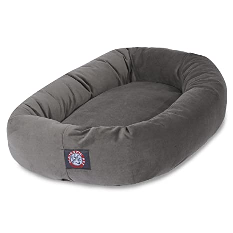 Amazon.com: Majestic Pet - Cama de gamuza para perros, 40 ...