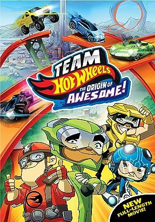 Amazon.com: Team Hot Wheels: The Origin of Awesome!: Grant ...