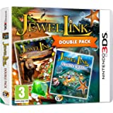Jewel Link Double Pack - Safari Quest and Atlantic Quest (Nintendo 3DS)