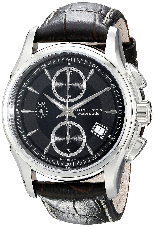 [ハミルトン]HAMILTON 腕時計 AMERICAN CLASSIC JAZZMASTER AUTO CHRONO H32616533 メンズ [正規輸入品] B001F7MIWK