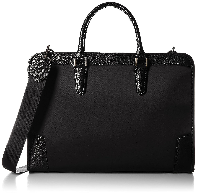 [サムソナイト] ビジネスバッグ ブリーフケースS エルライト 76124 国内正規品 B01MSP3LI0 ブラック