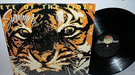 Survivor Eye Of The Tiger Amazon Com Music