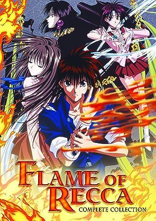 Amazon Com Flame Of Recca Complete Tv Series Flame Of Recca