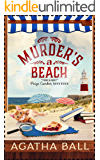 Murder's A Beach (Paige Comber Mystery Book 2)