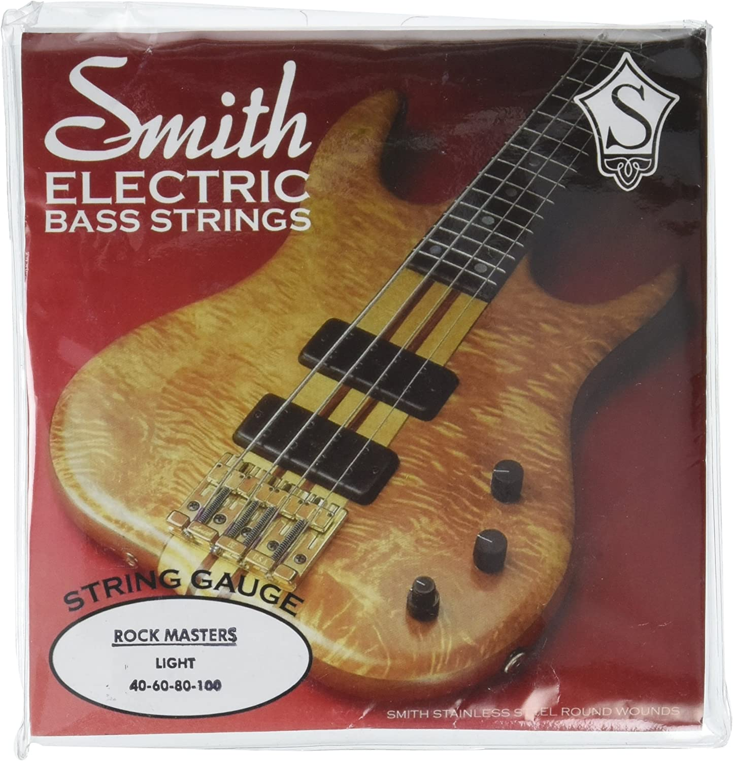 Smith RML Rock Masters Light Electric Bass Strings