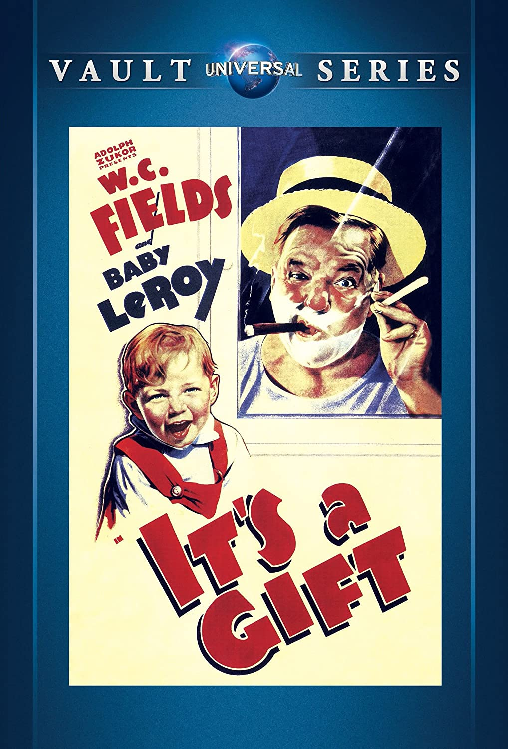 It S A Gift W C Fields Baby Leroy Movies Tv