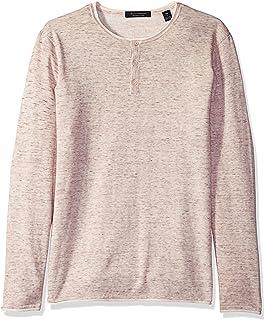 Scotch /& Soda Sweater Men Hoodie 142601 Grey 0025 Grey