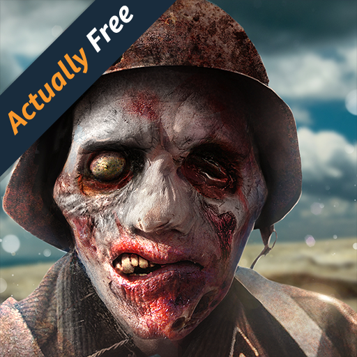 [Zombie Call: Modern Trigger of Dead Combat Shooter 3D] (Walking Zombie)