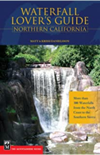 Northern California Waterfalls Map Best Waterfall - California waterfalls map