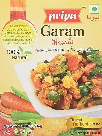 Amazon priya garam masala353oz 100g indian food priya garam masala353oz100g forumfinder Images