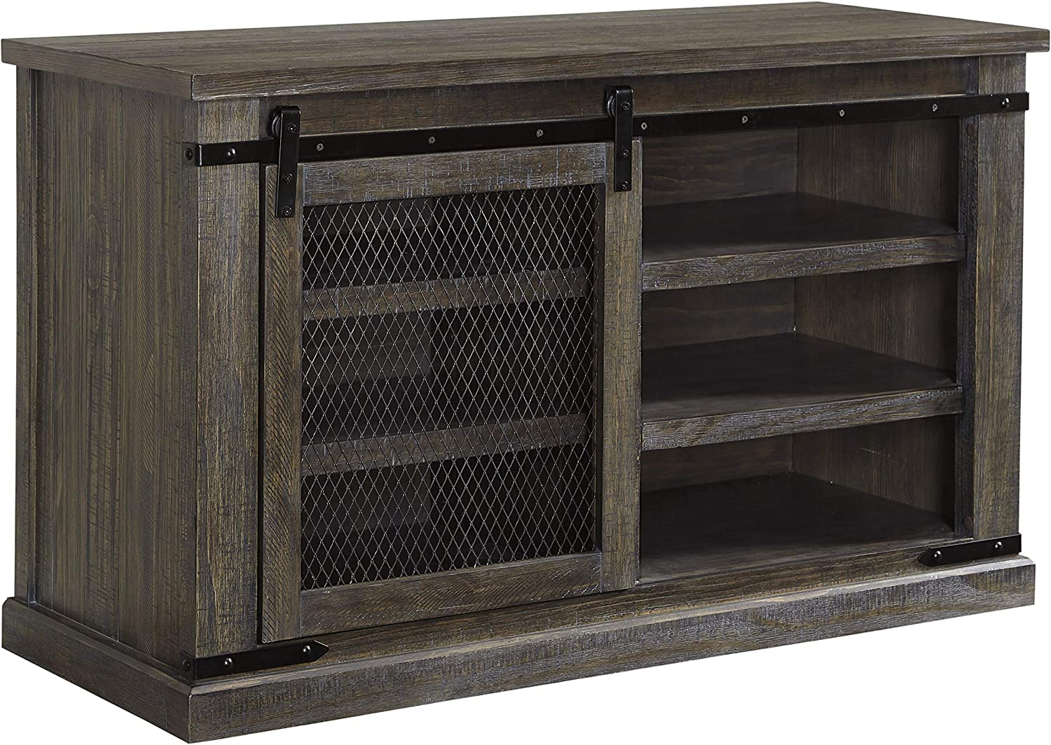 Signature Design by Ashley Danell Ridge Medium TV Stand Brown