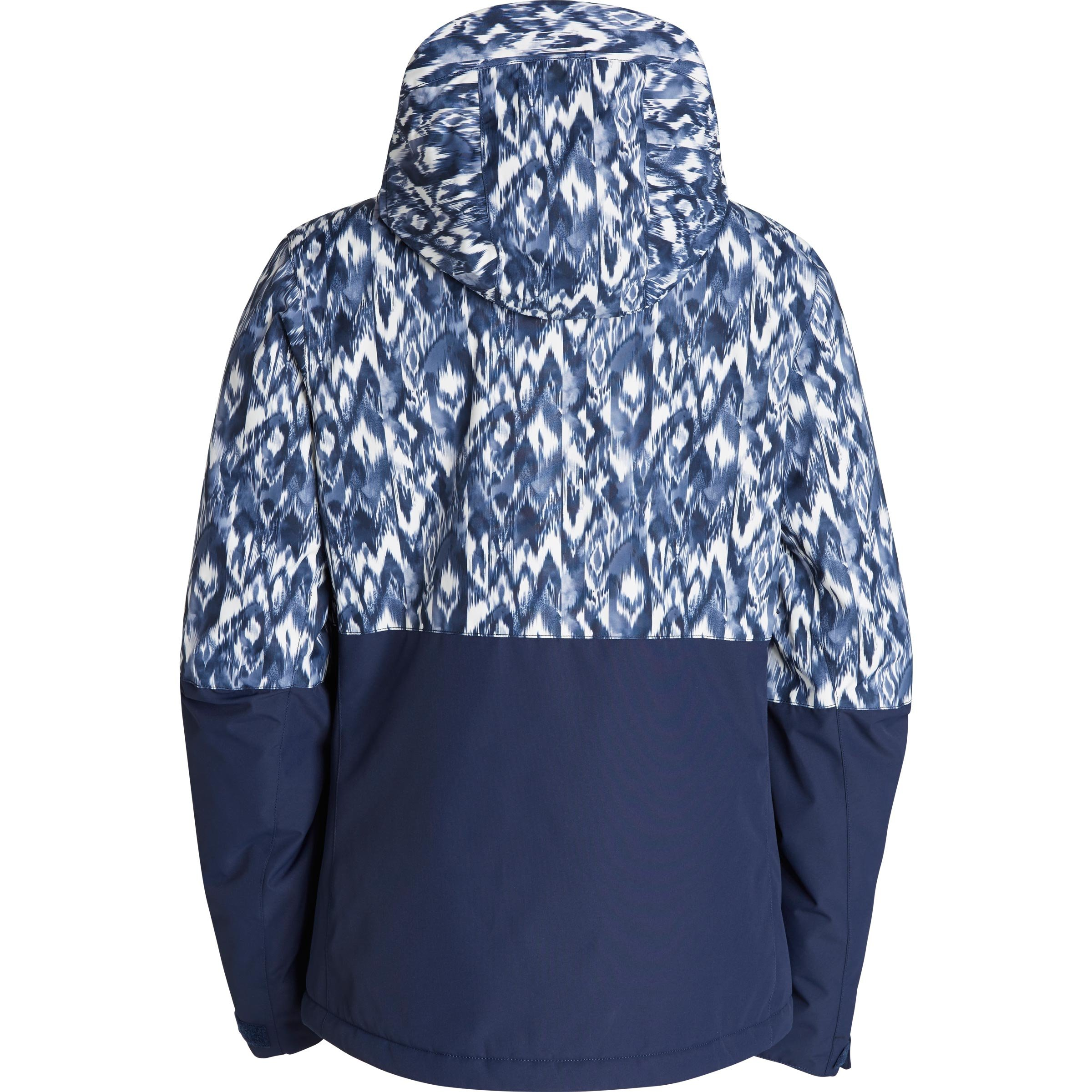 Billabong Junior's Akira Printed Snow Jacket, Peacoat, L by Billabong (Image #2)