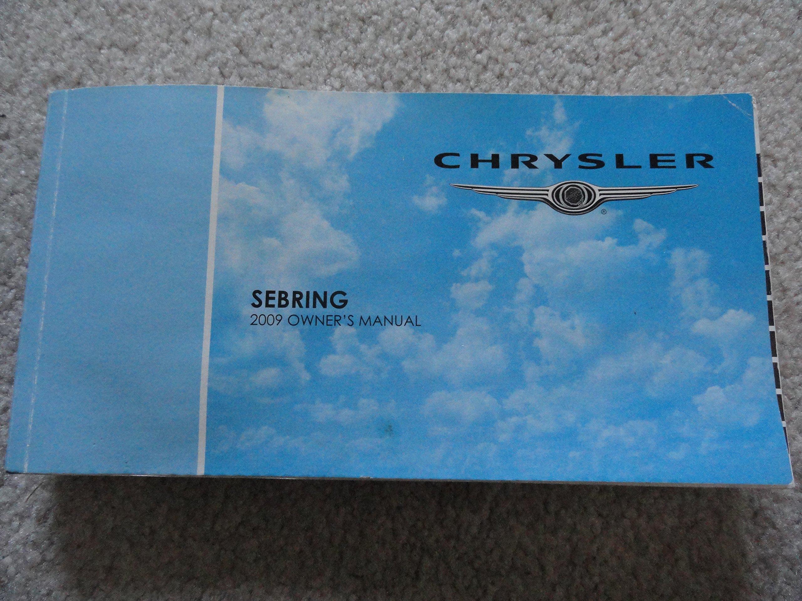 Factory service manual fsm repair manual for chrysler sebring 2007.
