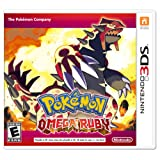 Amazon Price History for:Pokémon Omega Ruby - Nintendo 3DS