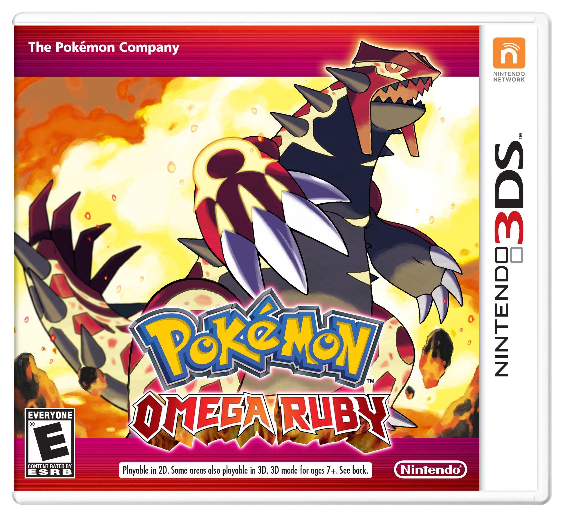 Pokémon Omega Ruby - 3DS [Digital Code]